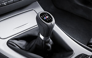 Image Is Loading Bmw Genuine M Gear Shift Gaiter Leather