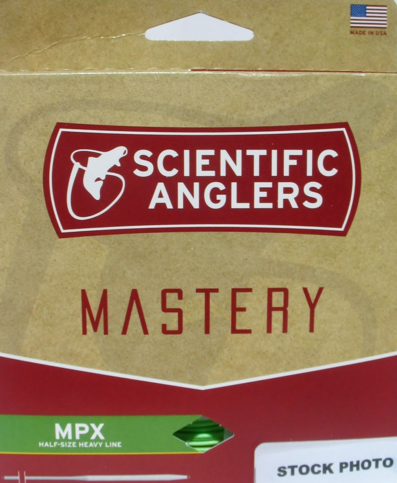 SCIENTIFIC ANGLERS MASTERY MPX OPTIC  SELECT Größe  FREE  WARP SPEED  SHIPPING