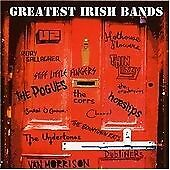 1 of 1 - Various Artists - Greatest Irish Bands [Pickwick] (2004)