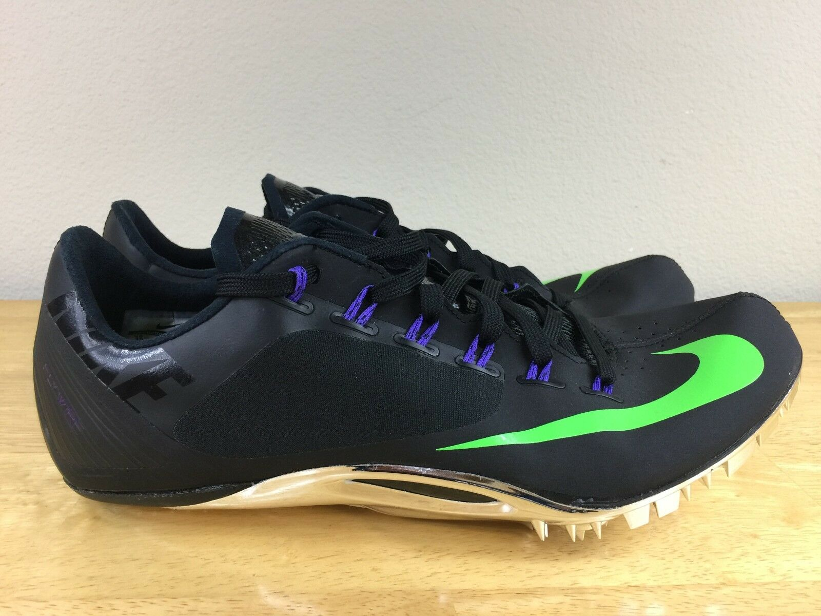 Nike Zoom SuperFly R4 Track & Field Spikes Running Shoes 526626-035 Sz 12 Men's
