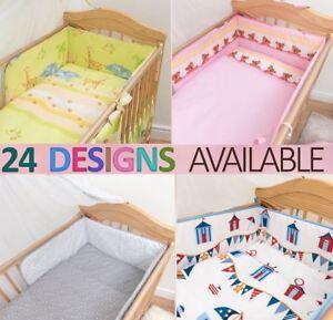 3 Teiliges Baby Bettwäsche Set 120x60140x70 Mit Kinderbett Schutz