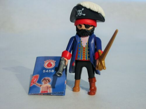 PLAYMOBIL Boys ** SERIE 6 ** pirata personaggio 5458 NUOVO