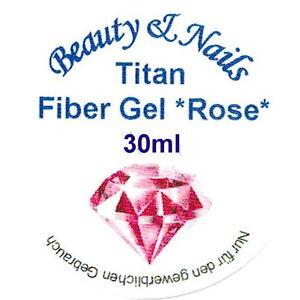 Titan-Fiber-Gel-Rose-30ml