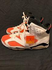 "42113f43b165d4 item 4 Nike Retro Air Jordan 6 VI ""Gatorade Like Mike"" 384664-145 Men s Size  14 Orange -Nike Retro Air Jordan 6 VI ""Gatorade Like Mike"" 384664-145 Men s  ..."