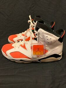 "dec3d924ef01 Nike Retro Air Jordan 6 VI ""Gatorade Like Mike"" 384664-145 Men s ..."