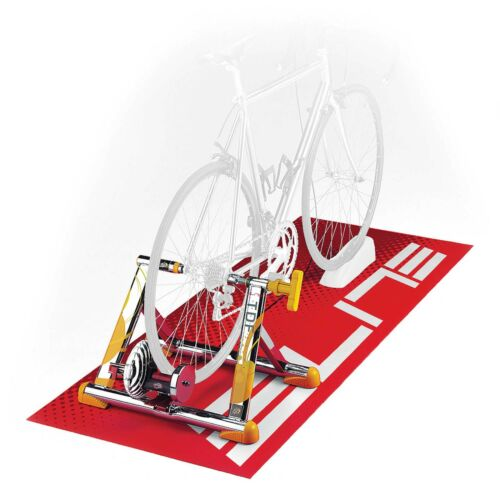 Elite Bike Training Mat For Use With Turbo Trainer Rollers