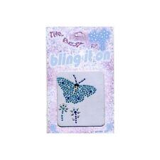 Rhinestone Stickers BUTTERFLY  Body Tattoos Jewels #178