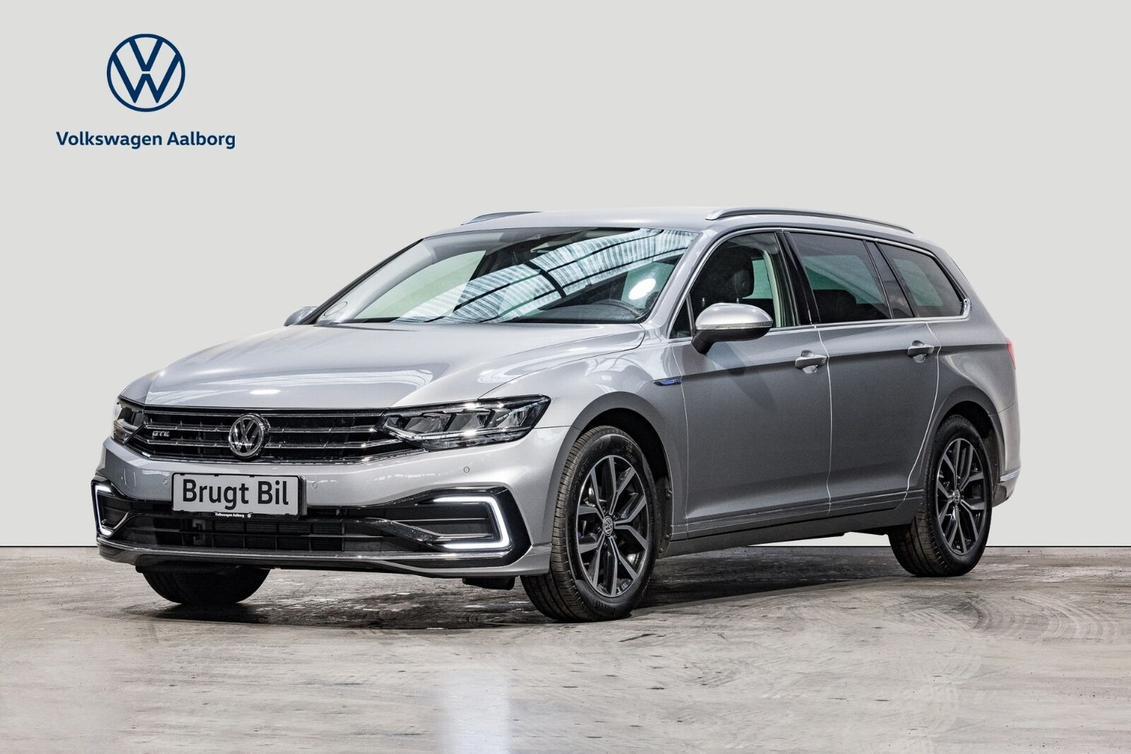 VW Passat 1,4 GTE+ Variant DSG 5d - 376.900 kr.