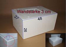 Styroporbox box hieleras l48 x h26 x t 37 nuevo - 28ltr-nuevo...