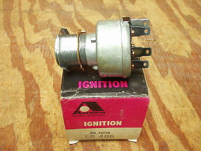 1965 Buick LeSabre Riviera Skylark GS Special Wildcat ignition switch S486 NOS!