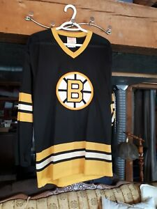 Boston-Bruins-VGT-Jersey-Sandow-sk-small-Men-039-s