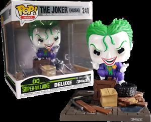 Exclusive Joker in Alley (Hush) Funko Pop Vinyl New in Box