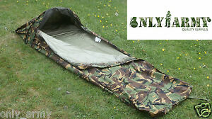 Image is loading Dutch-Army-Hooped-Bivvy-Bag-Goretex-One-Man- & Dutch Army Hooped Bivvy Bag Goretex One Man Tent Camping Shelter ...