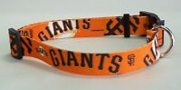 San Francisco Giants X- Large 26 - 32 Inch Dog Collar