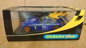 RARE-SCALEXTRIC-C2452-TVR-Speed-12-A-S-R-C-C-Factory-Approved-Sample