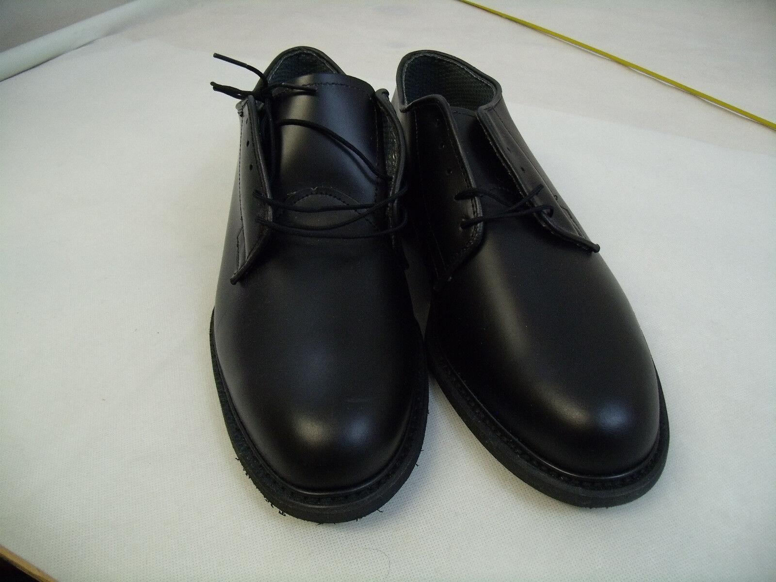 C446 NWOB BATES VIBRAM SOLES DRESS SHOES  US 12D