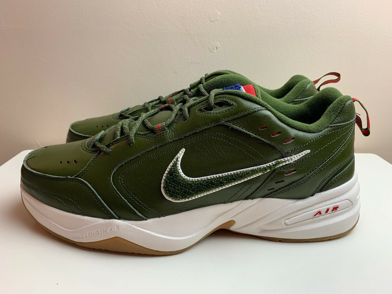 Nike Air Monarch Monarch Monarch IV PR Mens Trainers Green AV6676 300 e99b38