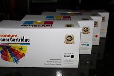 4 Toner Cartridge TN310 for Brother MFC-9460 9560 9970 HL-4150 4570 Series