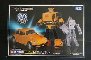 Takara-Tomy-Transformers-Masterpiece-MP-21-Bumblebee-Action-Figure-BRAND-NEW