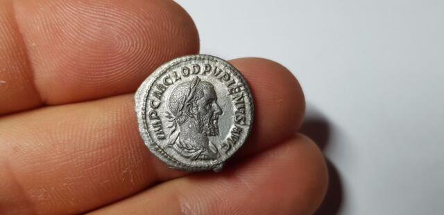 Pupienus, 238.  AR Denarius