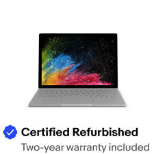 "Microsoft Surface Book 2 13.5"" 2-in-1 Intel i7-8650U 8GB RAM 256GB SSD GTX1050"