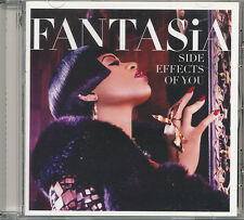 Fantasia Side Effects Of You (Clean Version) CD '13 (never played)