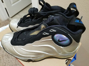 21eb616dec5 Image is loading Nike-Total-Air-Foamposite-Max-Metallic-Silver-830075-.  Image not available Photos not available for this variation