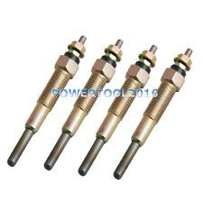 4 X Glow Plug Sba185366060 For New Holland Tractor 1215 1310 1900 1910 2110 3415