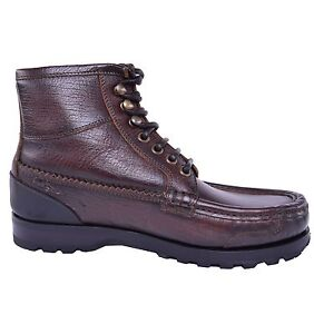 DOLCE /& GABBANA Siracusa Boots Shoes Brown 03830