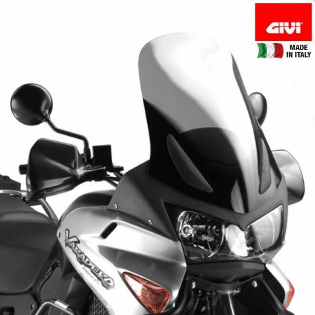 Pare-Brise givi D300S Prêt au Montage Honda 1000 XLV Varadero 2007-2012