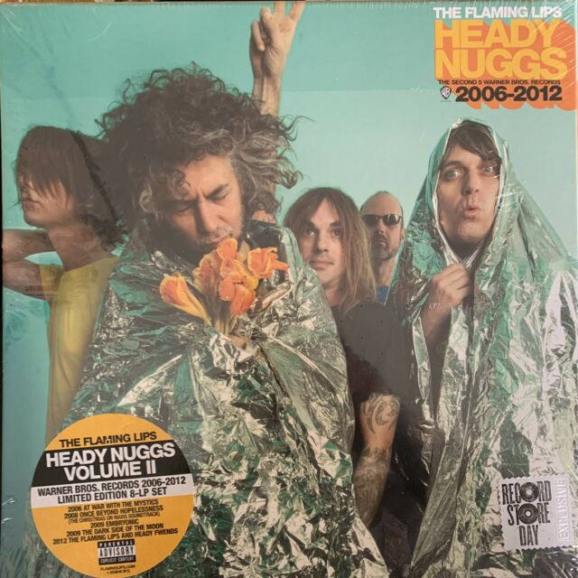 Flaming Lips Heady Nuggs Vol 2 2006-2012 8-LP Box Set NEW Limited vinyl RSD 2016