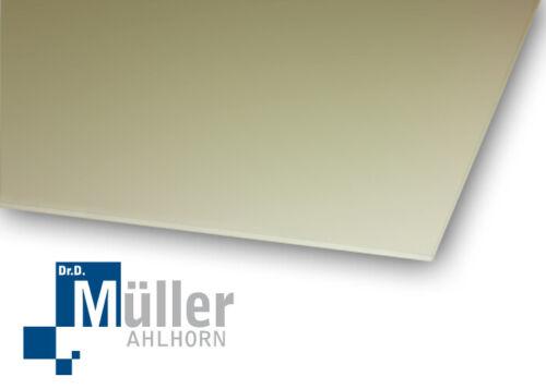 Grünlich EP GC 203  HGW 2372.4 250 x 250 x 3 mm GFK-Platte RI 40203