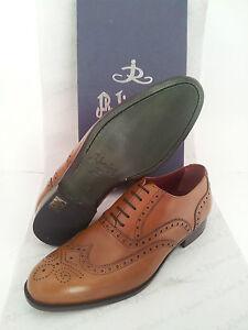 Herren-Business-Schuhe-Budapester-Echtleder-Gr-39-40-41-42-43-44-45-46-Spanien