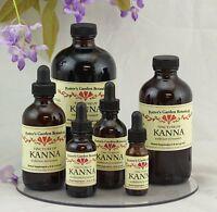 Kanna Tincture Sceletium Tortuosum Liquid Extract - Strong High Alkaloid Organic