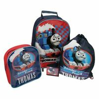 Thomas Ride The Rails Luggage Set