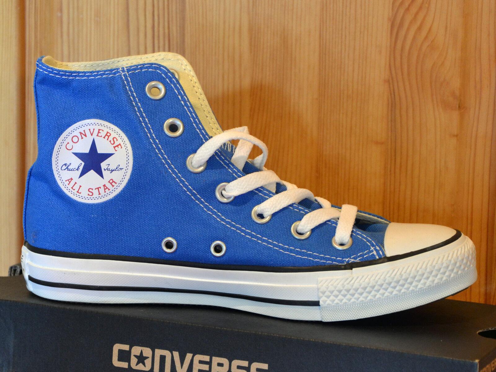 Converse Chucks Taylor All Star Hi UK 4,5 EU Blau 37 light sapphire blau Blau EU 147129C 5a25e2