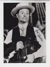 RED SKELTON - Originalautogramm