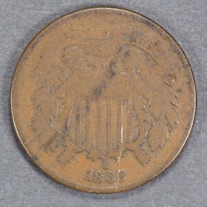 1865-2c-TWO-CENT-PIECE-LOT-E302