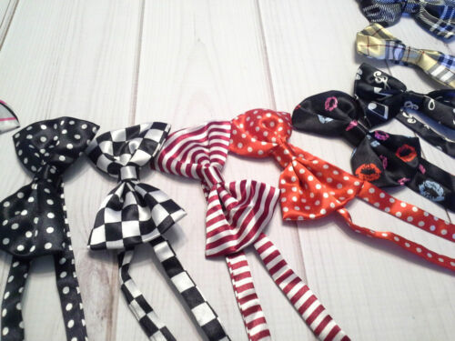 boys childrens toddler baby bow ties adjustable photo prop christmas pictures