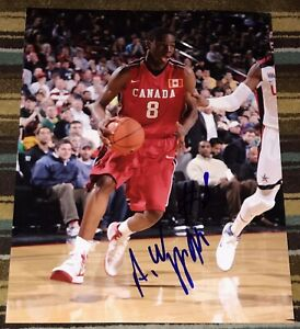 ANDREW-WIGGINS-SIGNED-AUTOGRAPH-BASKETBALL-STAR-ACTION-RARE-11x14-PHOTO-COA