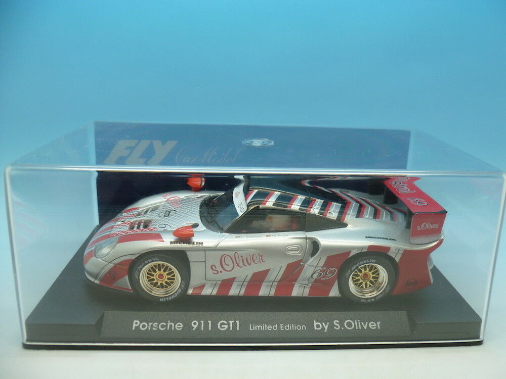Fly E53 Porsche GT1 Evo S.Oliver, mint unused