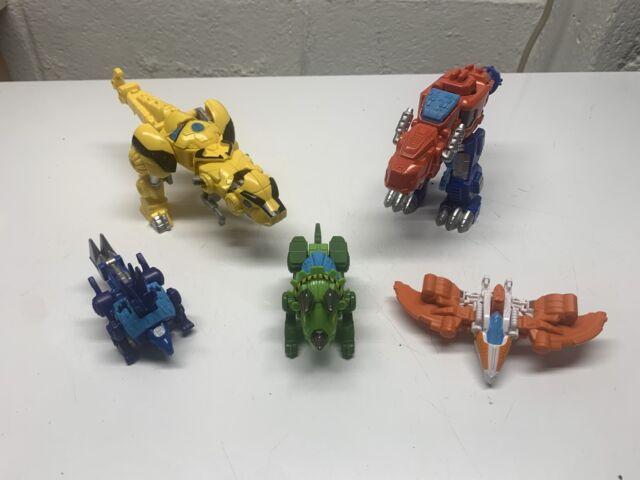 transformers rescue bots dinobot lot