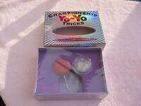 Championship Yo-yo Tricks By Dave Oliver