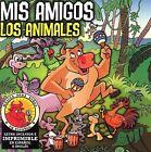 Mis Amigos Los Animales by Monita, Family & Friends (CD, Big Blue Dog Records)