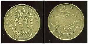 France - Euro Des Villes / Montelimar / 1 Euro 1997