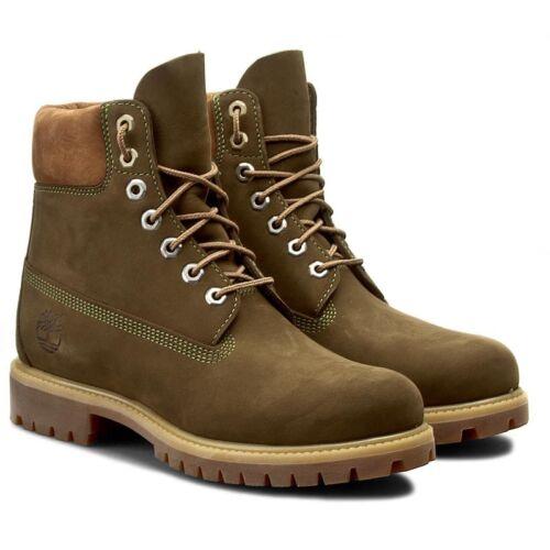 Scarpe Inch Timberland nabuk pelle A17xp 6 170 Premium da Stivali in uomo Rrp £ qFzqTwx