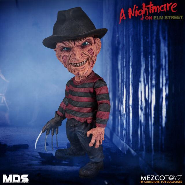 MDS NIGHTMARE ON ELM STREET 3 FREDDY 6 INCH FIGURE 2019 MEZCO TOYS