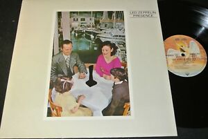 LED-ZEPPELIN-Presence-German-Reissue-LP-WEA-SWAN-SONG-SSK-59402