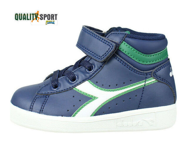 Sneakers Estate blu per bambini Diadora Game 5kPxDq4