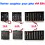 Boitier-coupleur-de-piles-AA-LR6-Accu-support-convertisseur-battery-holder-case 縮圖 1